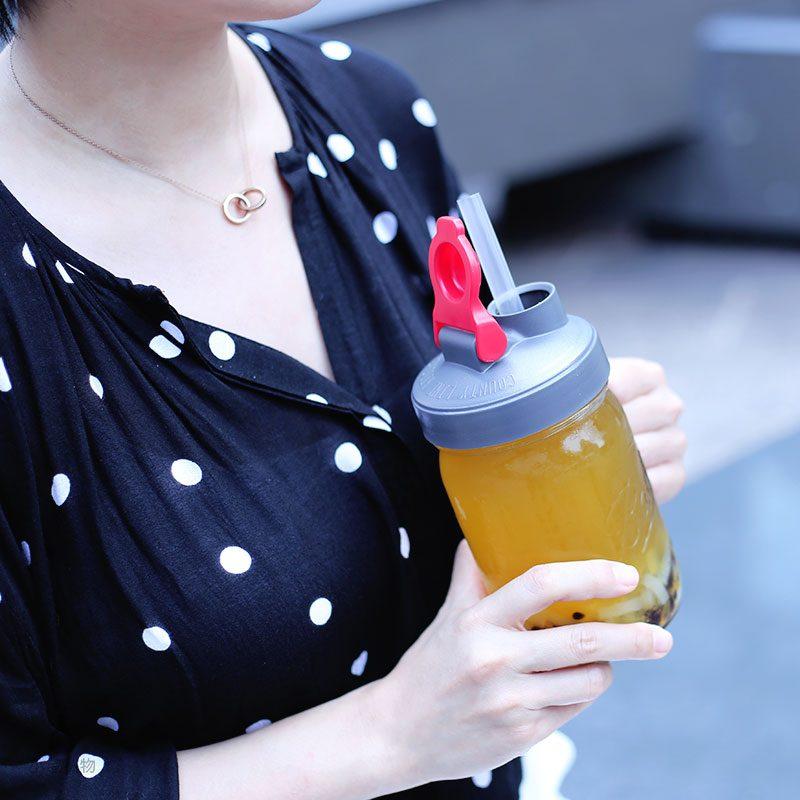 Ball 梅森罐 24oz馬克杯 太空蓋飲料隨行杯