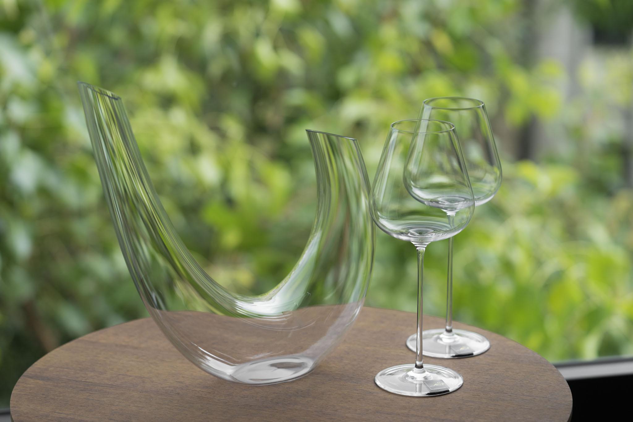 歐洲 ROGASKA 水晶玻璃 AUREA 極光奧瑞亞 白酒杯 24cm 2支裝