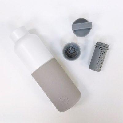 美國 HYDY 時尚保溫水瓶 茶飲超值組 – 水瓶+泡茶器 (顏色任選)