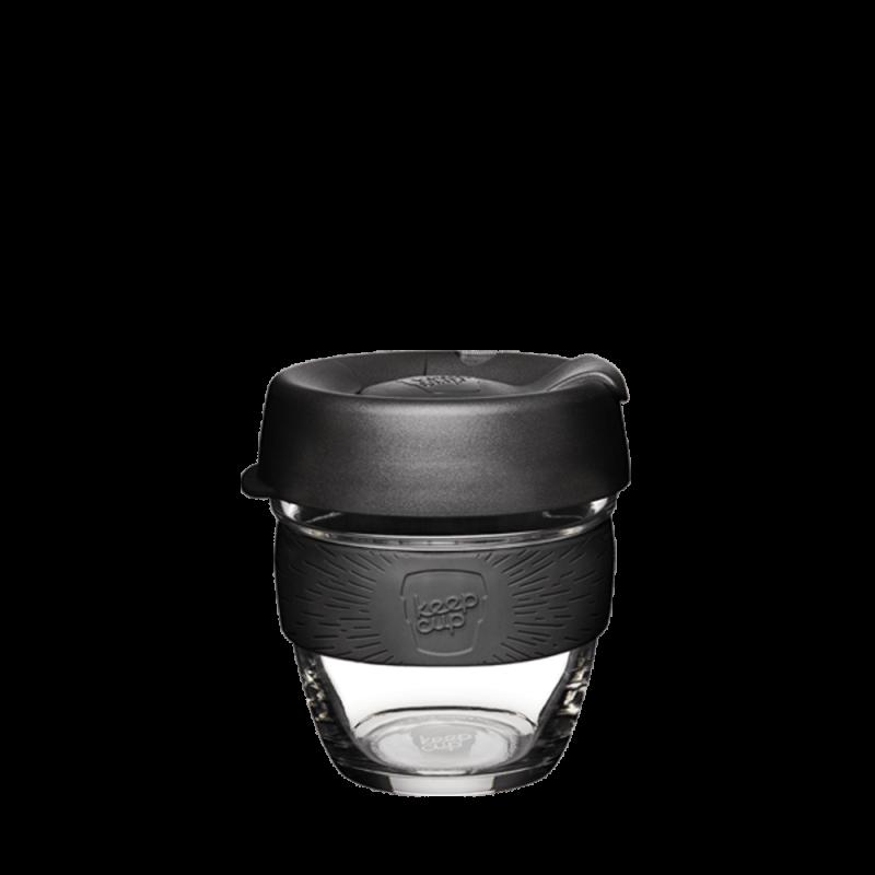 澳洲 KeepCup 隨身咖啡杯 醇釀系列 S - 黑色幽默