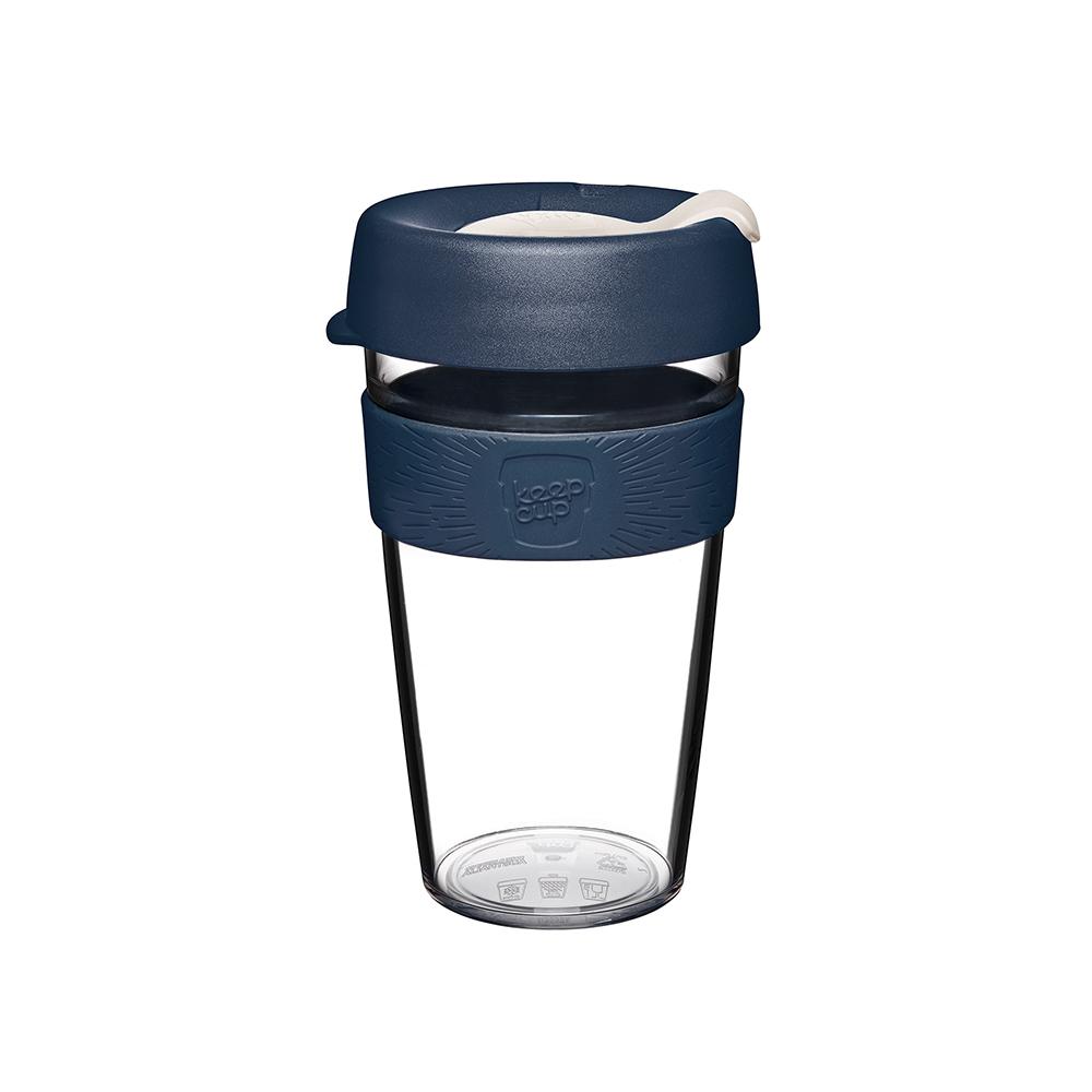 澳洲 KeepCup 隨身咖啡杯 輕漾系列 L - 灰藍調
