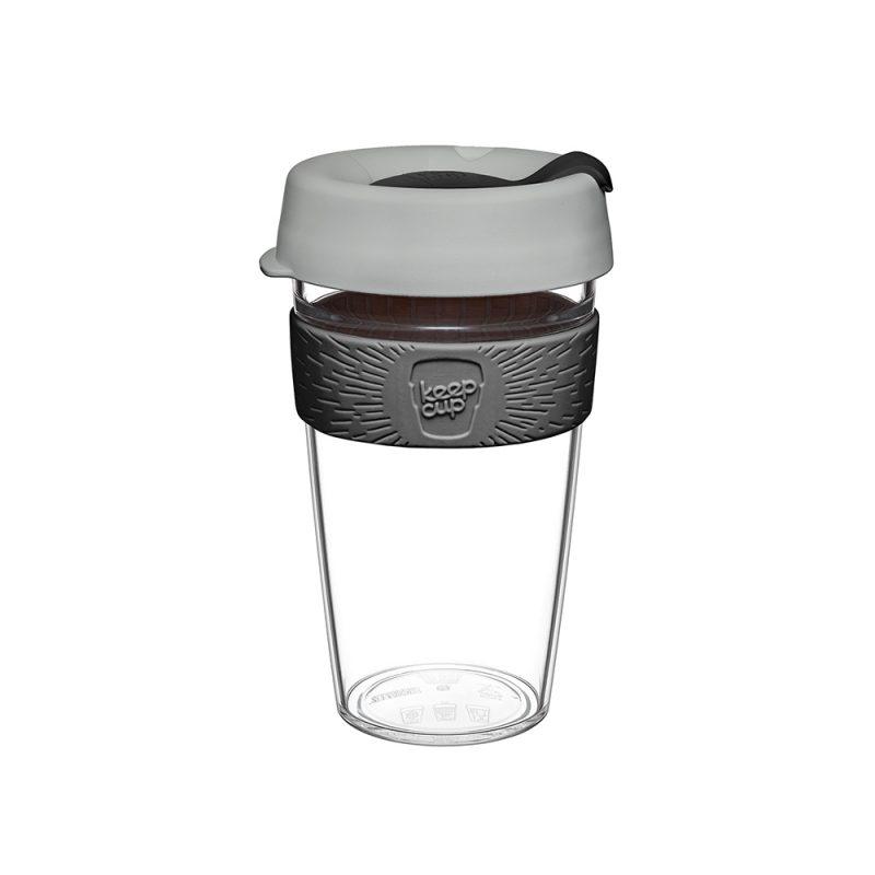 澳洲 KeepCup 隨身咖啡杯 輕漾系列 L - 倫敦霧雨