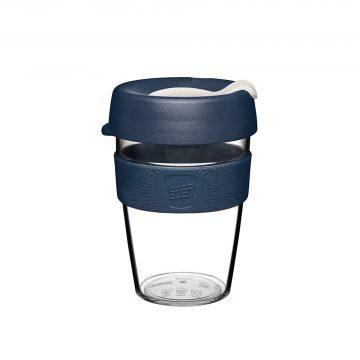 澳洲 KeepCup 隨身咖啡杯 晶透系列 M - 灰藍調