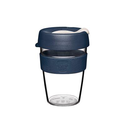 澳洲 KeepCup 隨身咖啡杯 輕漾系列 M - 灰藍調