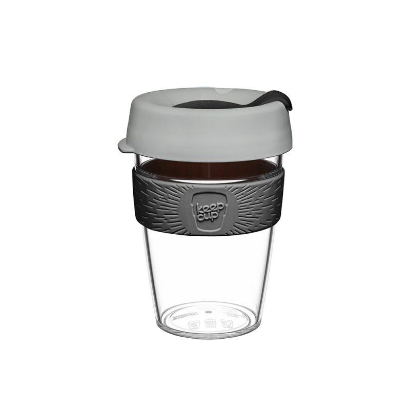 澳洲 KeepCup 隨身咖啡杯 輕漾系列 M - 倫敦霧雨