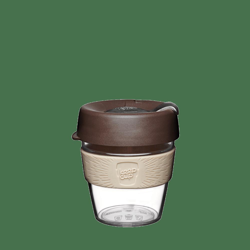 澳洲 KeepCup 隨身咖啡杯 輕漾系列 S - 巧克力摩卡
