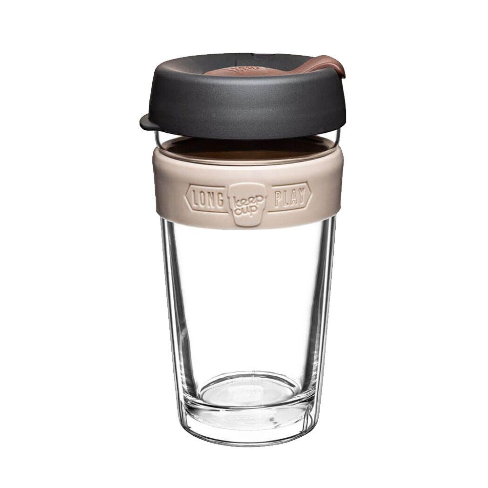 澳洲 KeepCup 雙層隔熱杯 L - 黑糖雪
