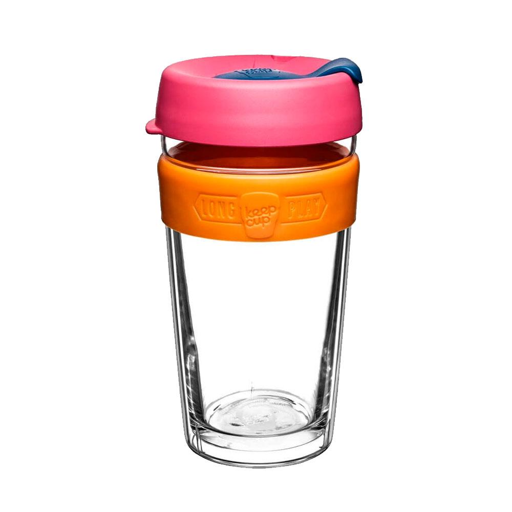 澳洲 KeepCup 雙層隔熱杯 L - 柑橘香氛