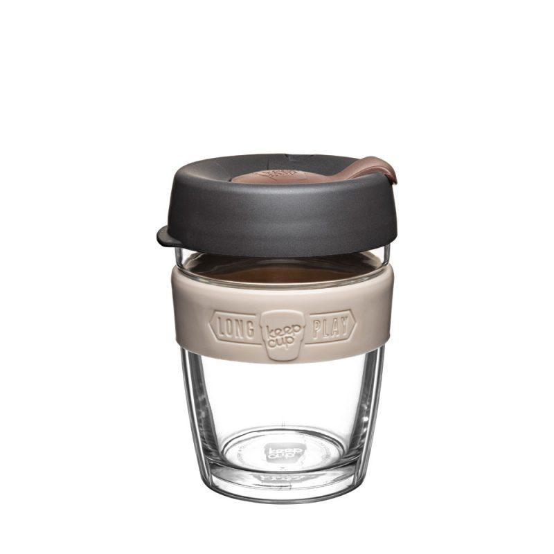 澳洲 KeepCup 雙層隔熱杯 M - 黑糖雪
