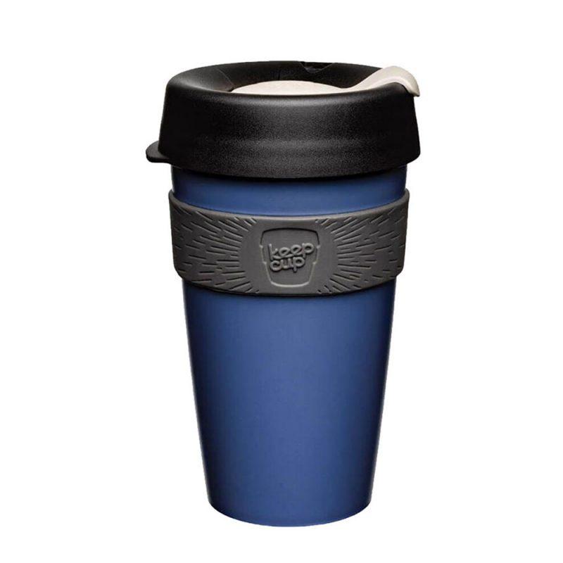 澳洲 KeepCup 隨身咖啡杯 隨行杯 L - 蒙面俠