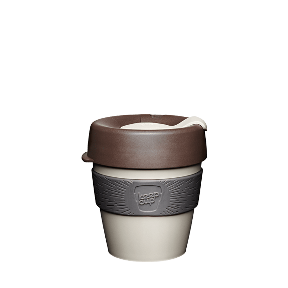 澳洲 KeepCup 隨身咖啡杯 隨行杯 S - 可可拿鐵
