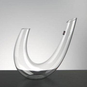 ROGASKA 水晶玻璃 AUREA 極光奧瑞亞 拋物線醒酒器
