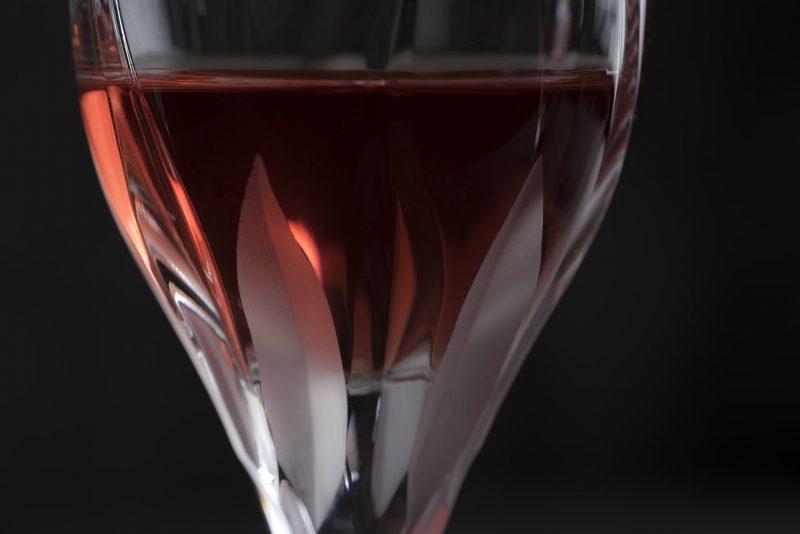ROGASKA 水晶玻璃 FLAME 火焰之舞 紅酒杯 2支裝