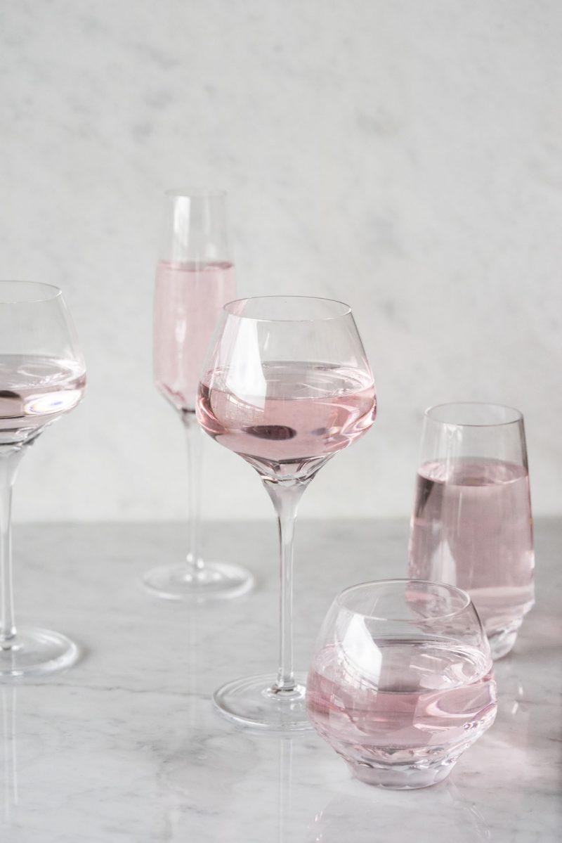 ROGASKA 水晶玻璃 BLOSSOM 華麗綻放 白酒杯 2支裝