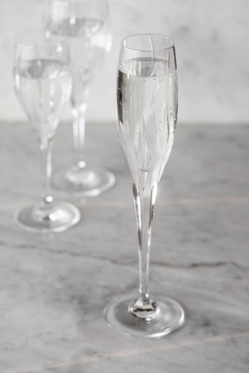 ROGASKA 水晶玻璃 FLAME 火焰之舞 香檳杯 2支裝