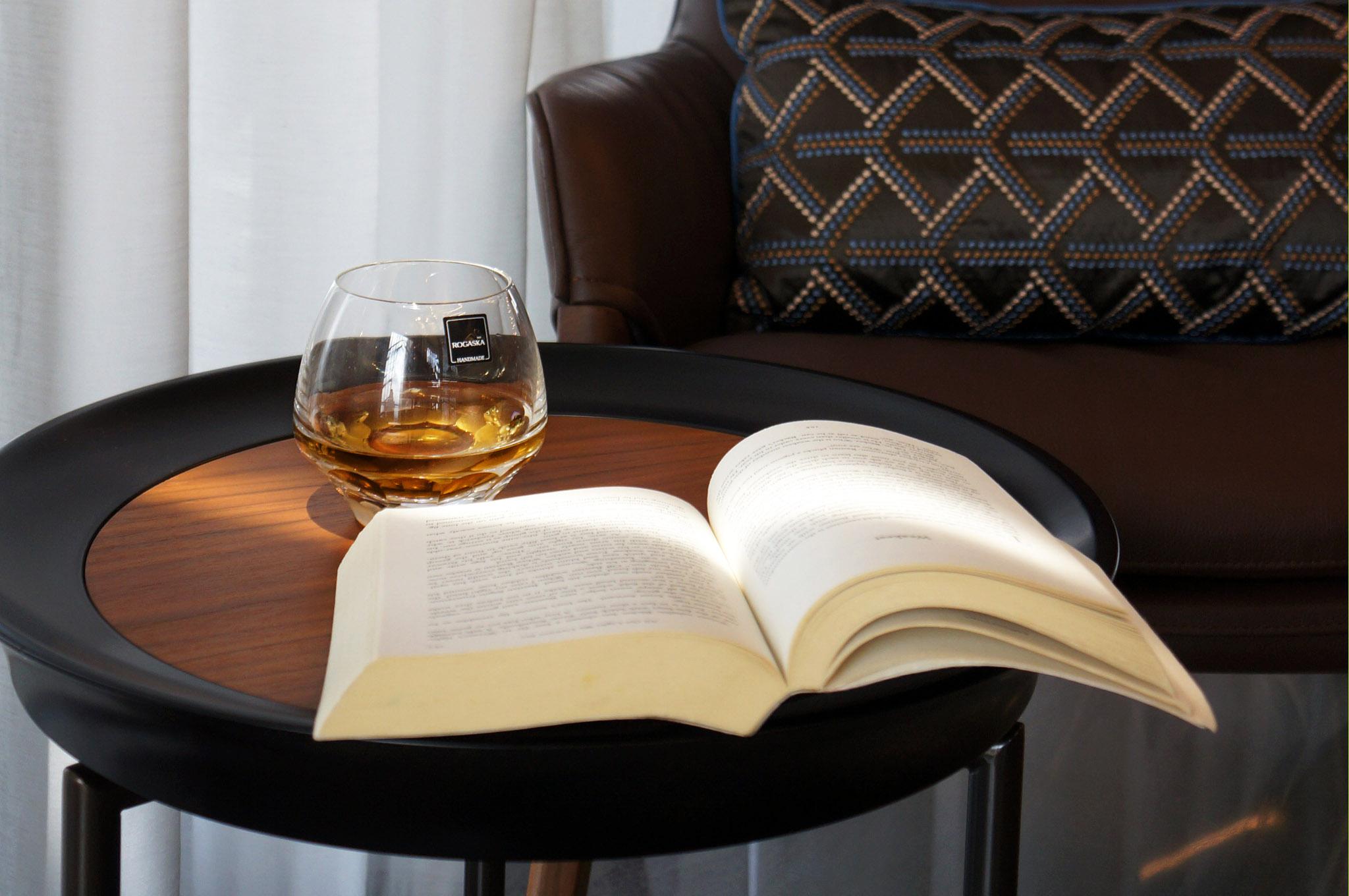 ROGASKA 水晶玻璃 BLOSSOM 華麗綻放 威士忌杯 2支裝