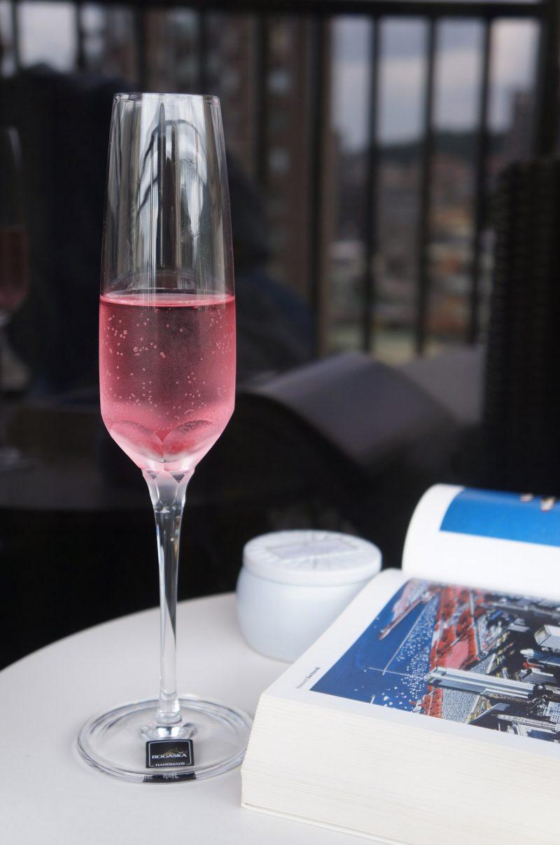 ROGASKA 水晶玻璃 BLOSSOM 華麗綻放 香檳杯 2支裝