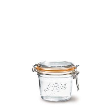 法國 Le Parfait 收納密封罐 新穎系列 Terrine Super 500ml