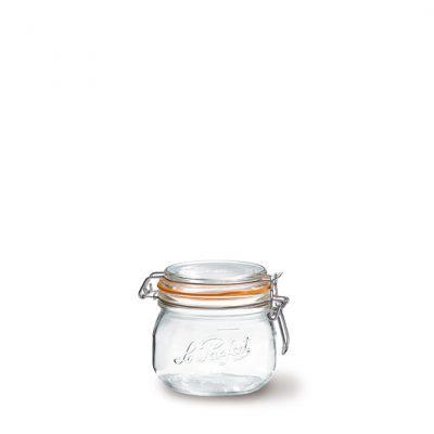 法國 Le Parfait 收納密封罐 經典系列 Bocal Super 0.25L