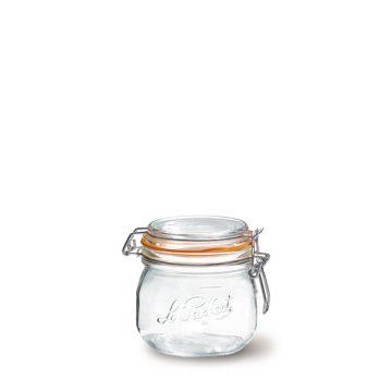 法國 Le Parfait 收納密封罐 經典系列 Bocal Super 0.5L