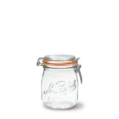 法國 Le Parfait 收納密封罐 經典系列 Bocal Super 0.75L