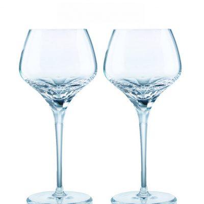 ROGASKA 水晶玻璃 BLOSSOM 華麗綻放 紅酒杯 2支裝