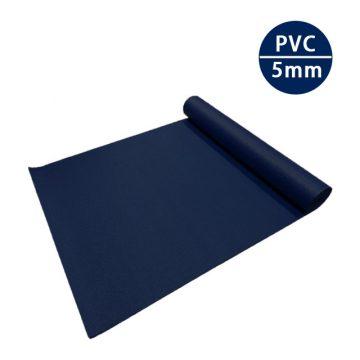 SweatPlay 止滑 PVC 瑜珈墊 海軍藍