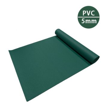 SweatPlay 止滑 PVC 瑜珈墊 酒瓶綠