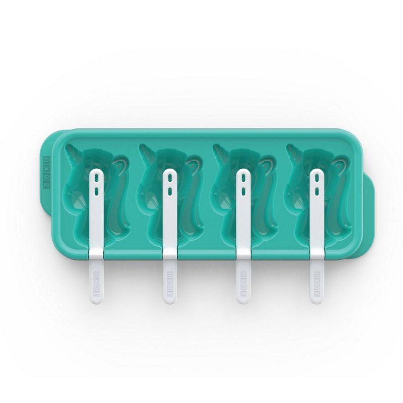 美國 ZOKU 獨角獸冰棒模具組 一盒4入