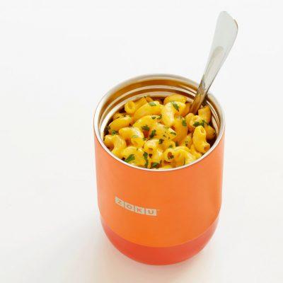 美國 ZOKU 真空304不鏽鋼 食物罐 475ml