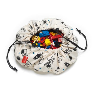 比利時 play & go 玩具整理袋 (迷你外太空)