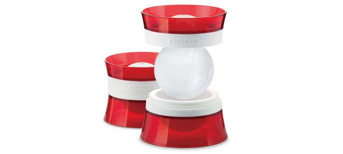 美國 ZOKU 製冰球模具 (二入裝)