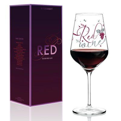 德國 RITZENHOFF RED 紅酒杯-微醺