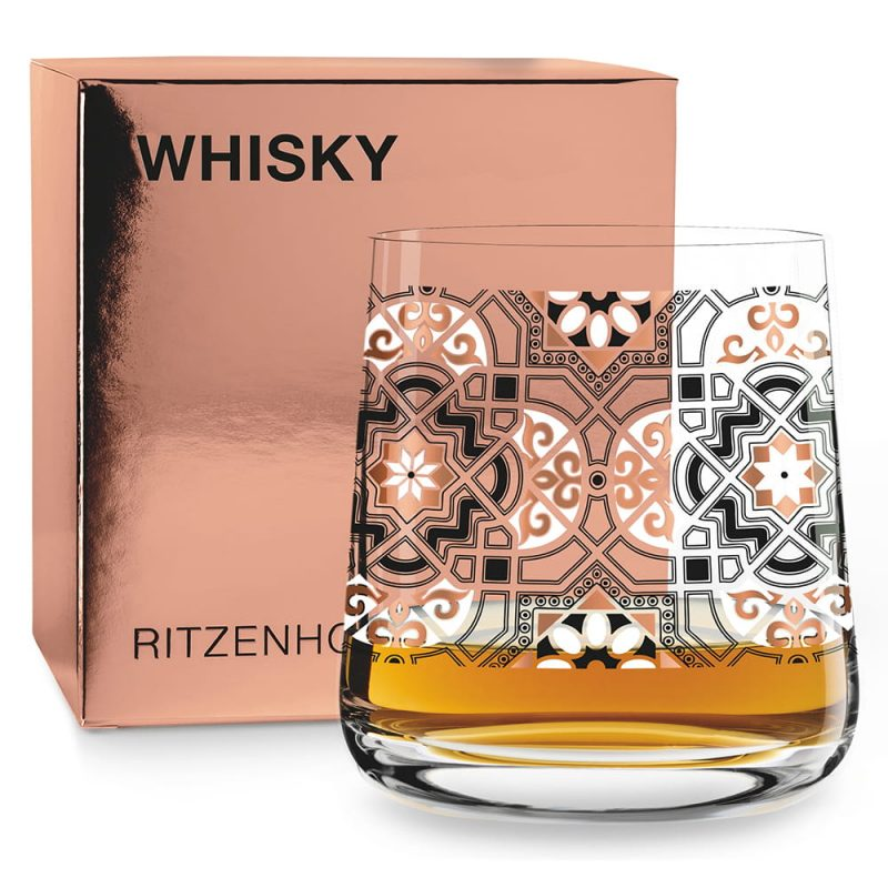 德國 RITZENHOFF WHISKY 威士忌酒杯-皇家經典