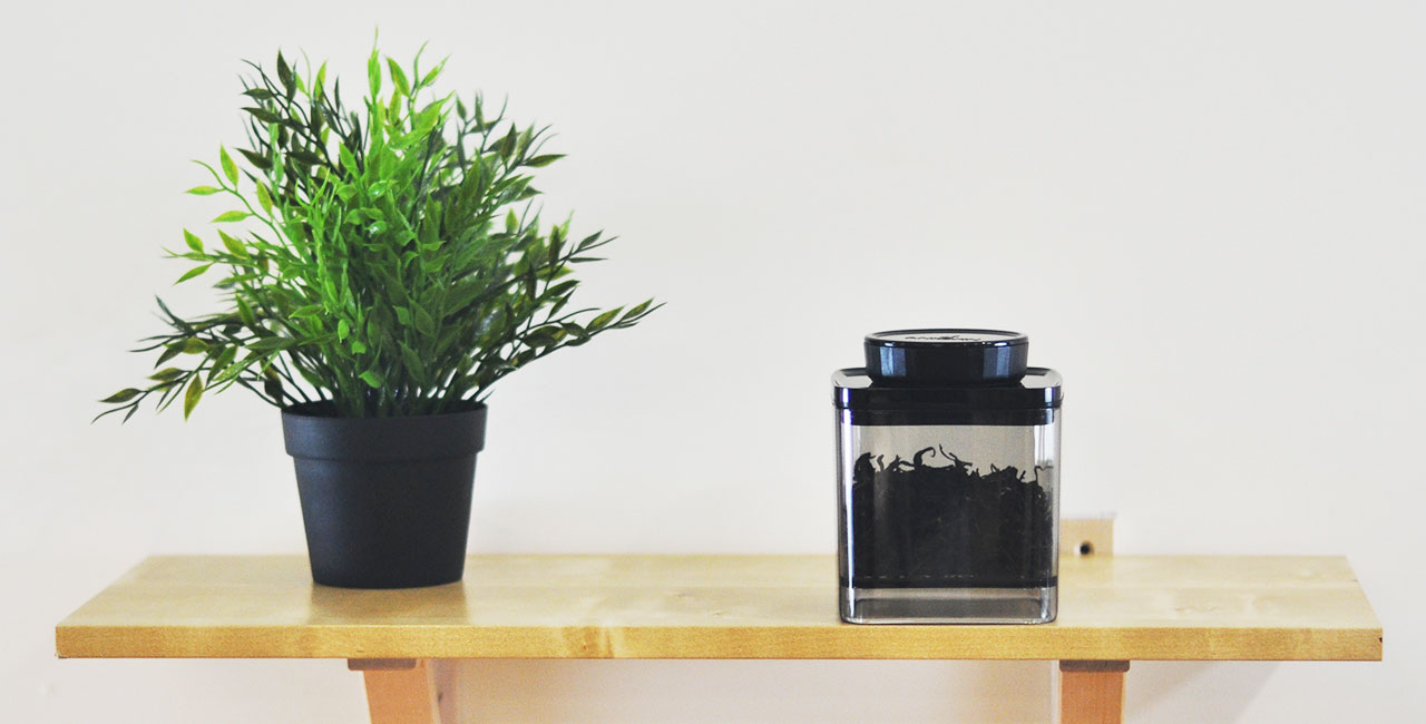 ANKOMN - 世界首個無耗電真空保鮮盒