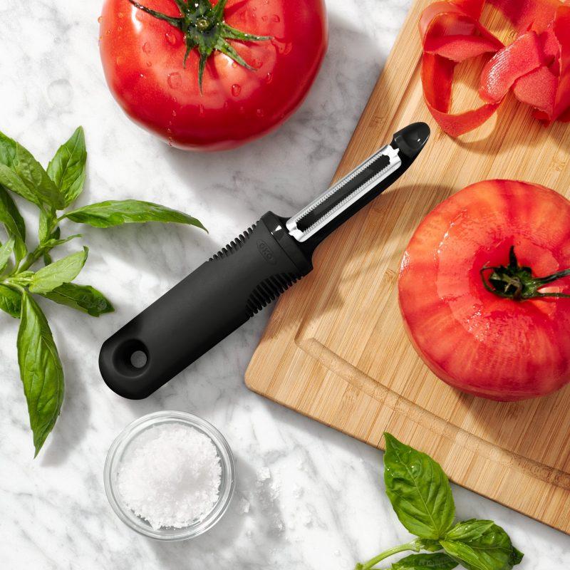 美國 OXO 軟皮蔬果削皮器