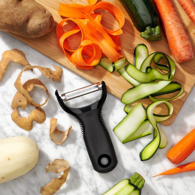 美國 OXO Y 型蔬果削皮器