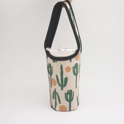 BLR 環保 飲料 保冰提袋 張寧 聯名款 仙人掌 植物