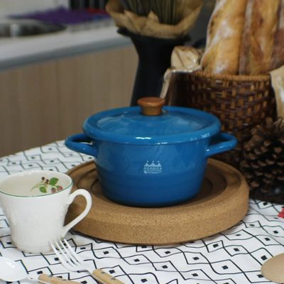 CB藍 湯鍋
