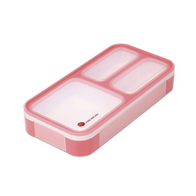 CB Japan 巴黎系列迷你纖細餐盒400ml 櫻桃粉