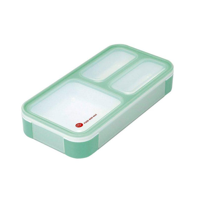 CB Japan 巴黎系列迷你纖細餐盒400ml 湖水綠