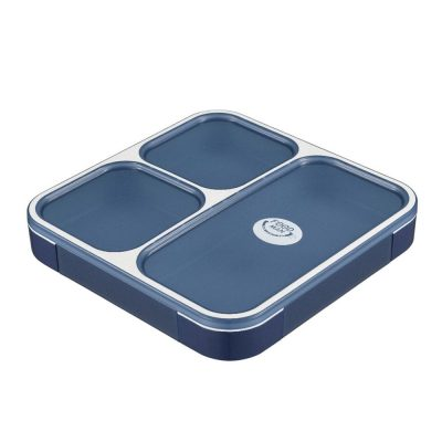 CB Japan 時尚巴黎系列纖細餐盒800ml 時尚藍