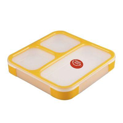 CB Japan 時尚巴黎系列纖細餐盒800ml 芥末黃