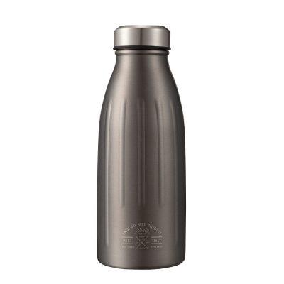 CB Japan MiDi 城市系列雙層保冷保溫瓶350ml - 時尚灰