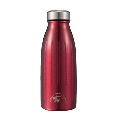 CB Japan MiDi 城市系列雙層保冷保溫瓶350ml - 粉桃紅