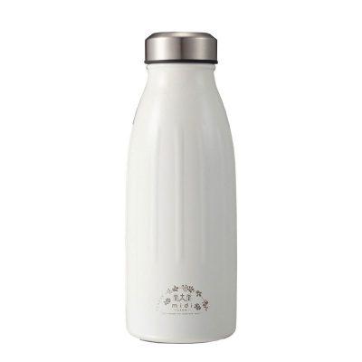CB Japan MiDi 城市系列雙層保冷保溫瓶350ml - 限定白