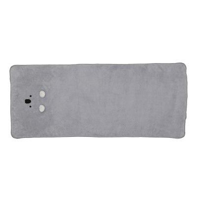 CB-動物造型超細纖維擦頭巾(無尾熊灰)1