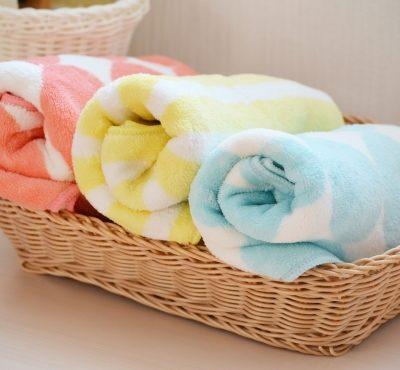 CB-泡泡糖-幾何系列超細纖維3倍吸水毛巾1