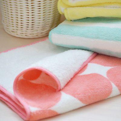 CB-泡泡糖-幾何系列超細纖維3倍吸水毛巾6