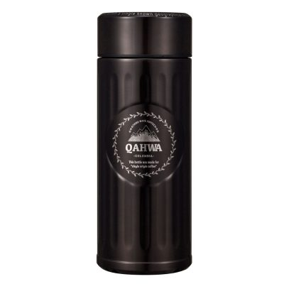 CB Japan Qahwa 第三波精品咖啡專用保冷保溫杯 深鐵灰